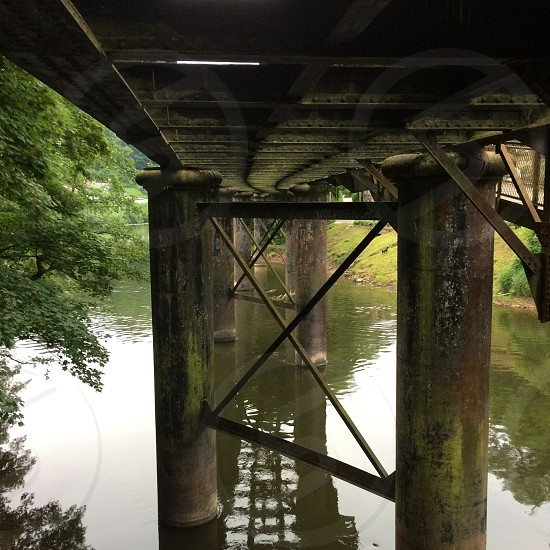 Underneath a Bridge photo