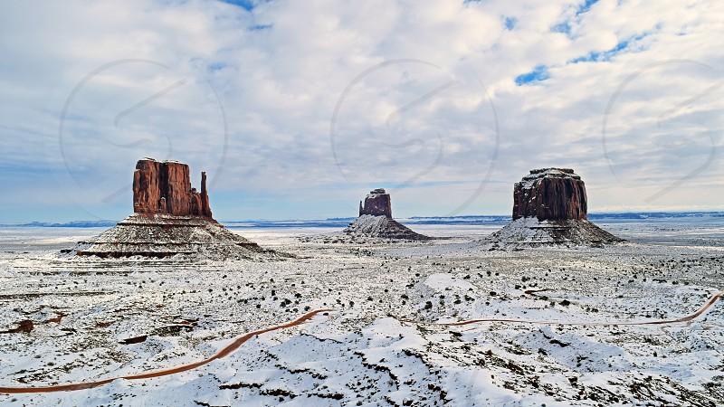 Monument Valley Navajo Tribal Park in Arizona photo