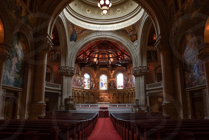 Church at US photo