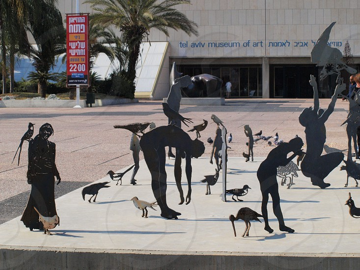 Tel Aviv museumof art photo