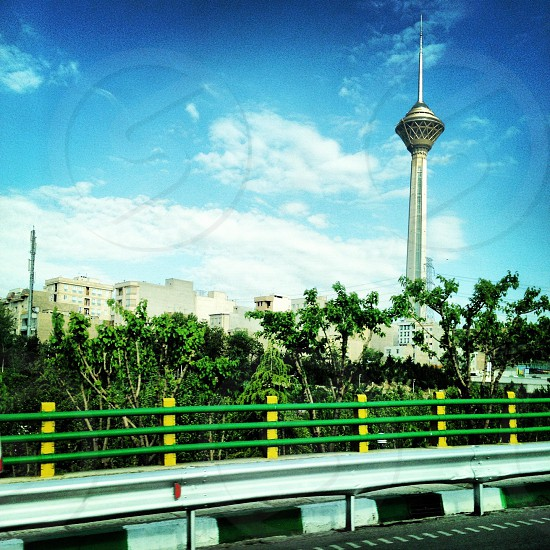 ... #Tehran #MiladTower photo