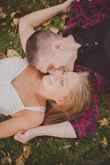 Ben & Brittany's engagement shoot photo