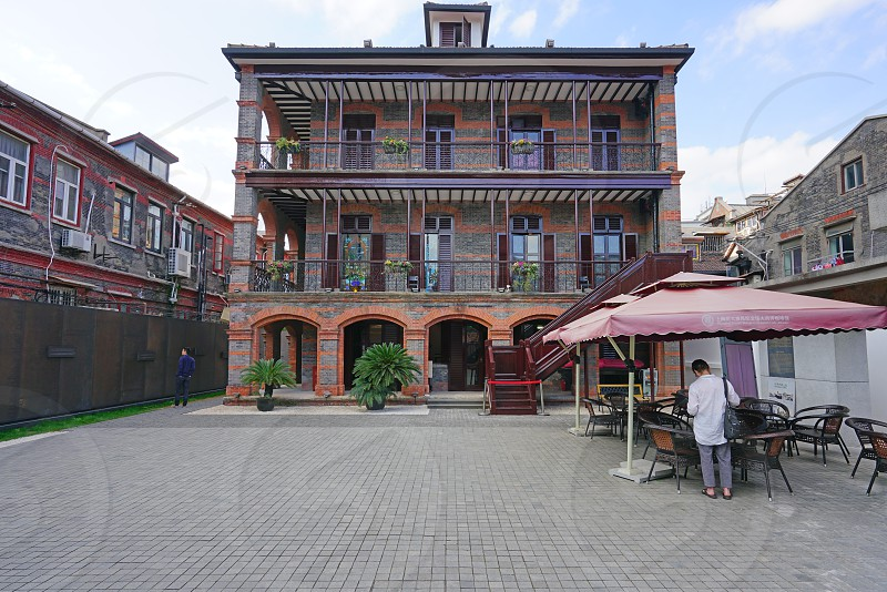 Shanghai Jewish Refugees Museum in Shanghai China photo