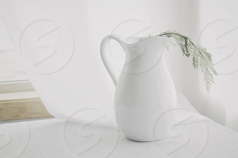 White on White photo