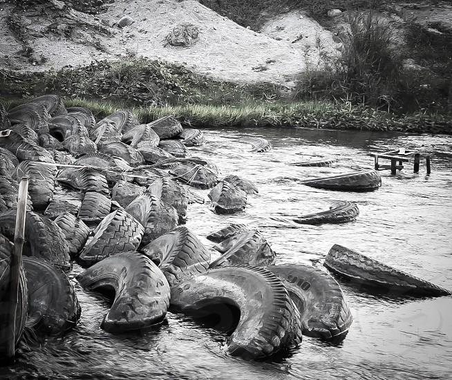 river of wheel photo