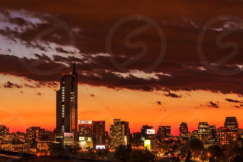 Santiago Chile photo