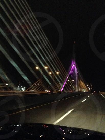 Boston bridge photo