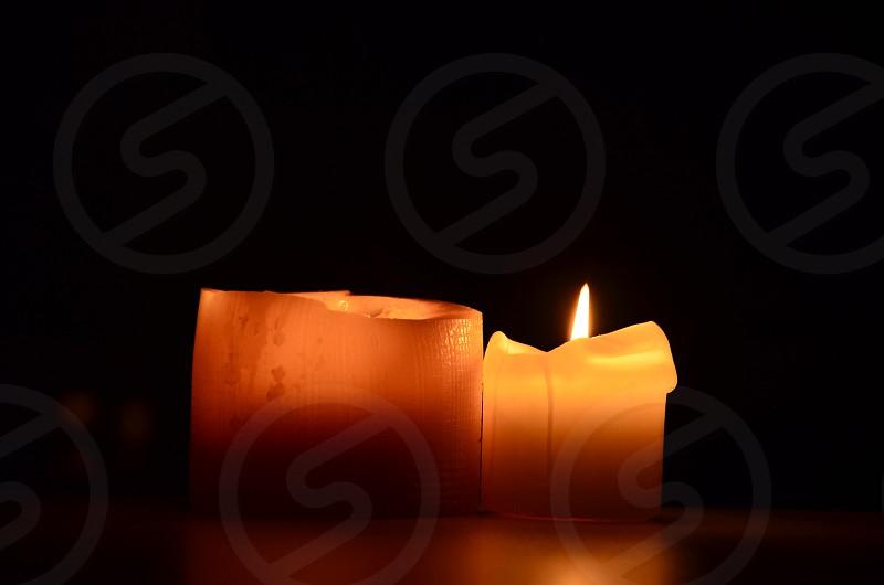 Glow in the dark photo