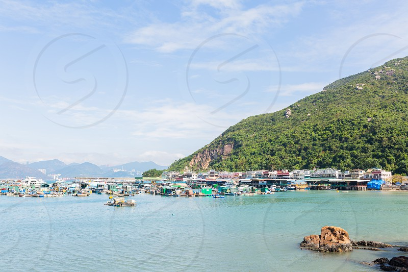 Hong Kong Lamma Island photo