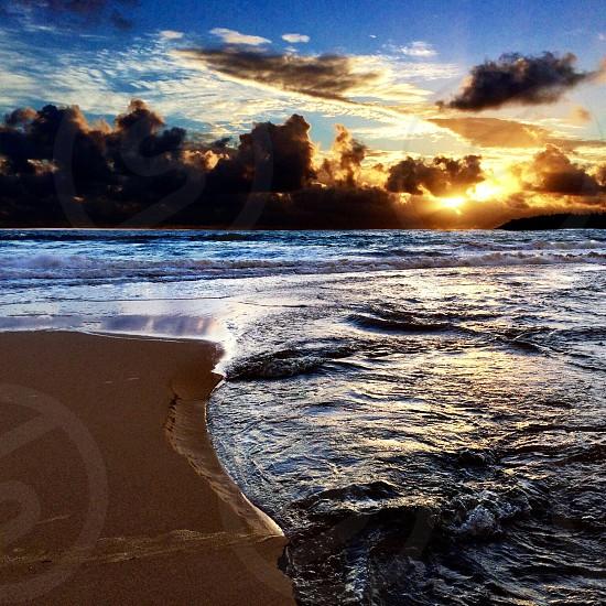Turbulent Sunrise  photo