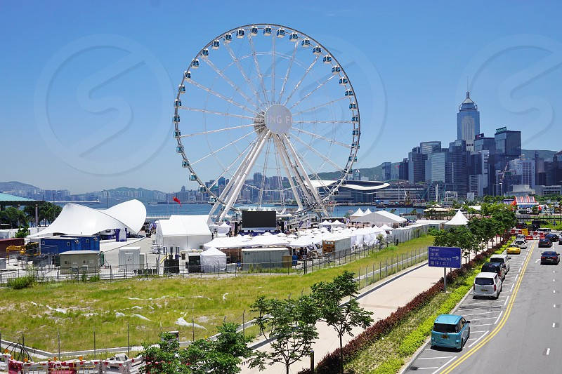 Hong Kong Observation Wheel Hong Kong photo