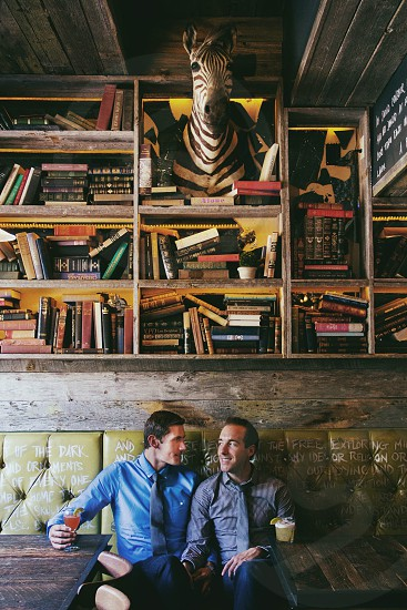 Love is for everybody. Cody and Maurice is a living proof of that. From casually meeting at a bar with a couple of friends they ended up being in love and have been travel partners from then and are now partners until the end of time. photo