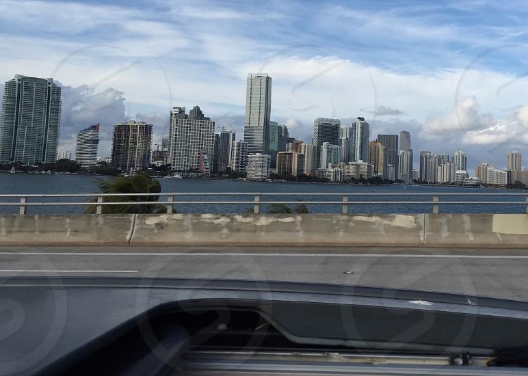 Winter in Miami © photo