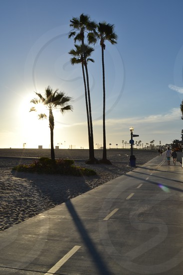 California boardwalk photo