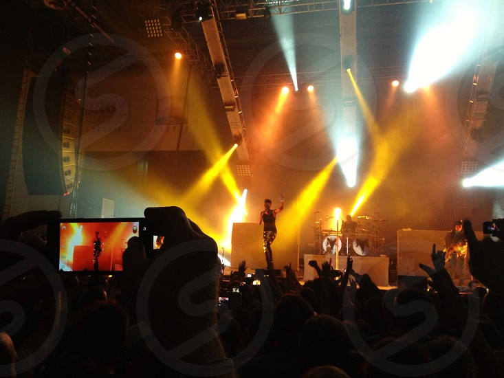 concert view photo