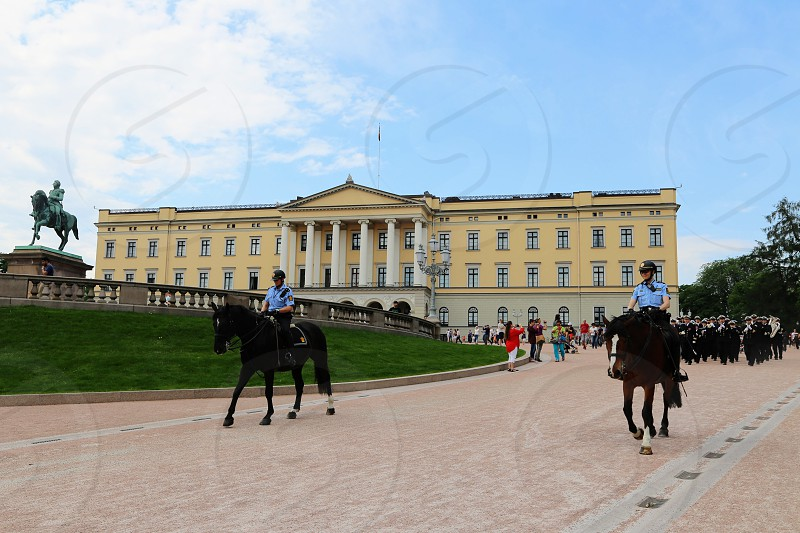 Royal Palace Oslo - Oslo photo