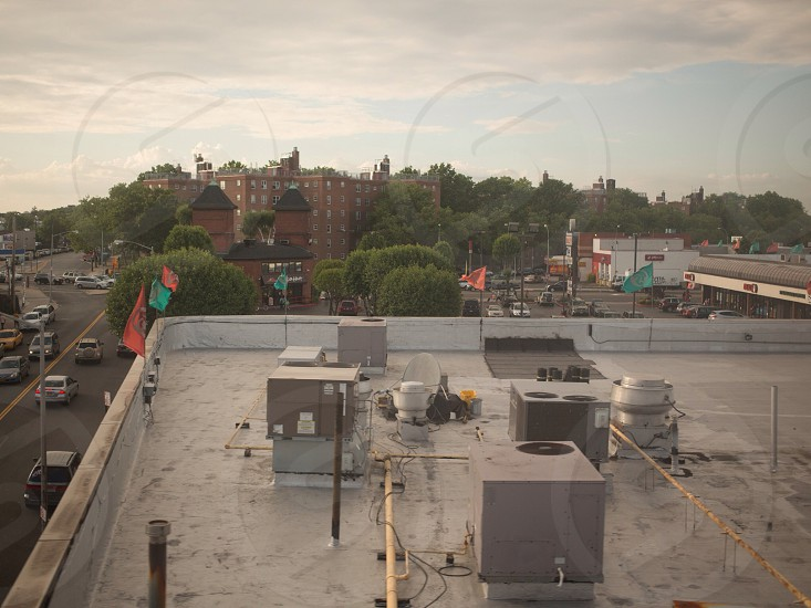 rooftop view photo