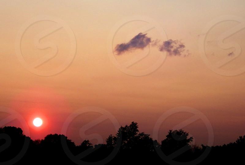 Sun & Cloud photo