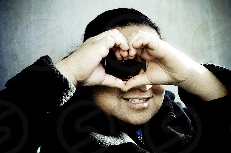 The love of pictures~ photo