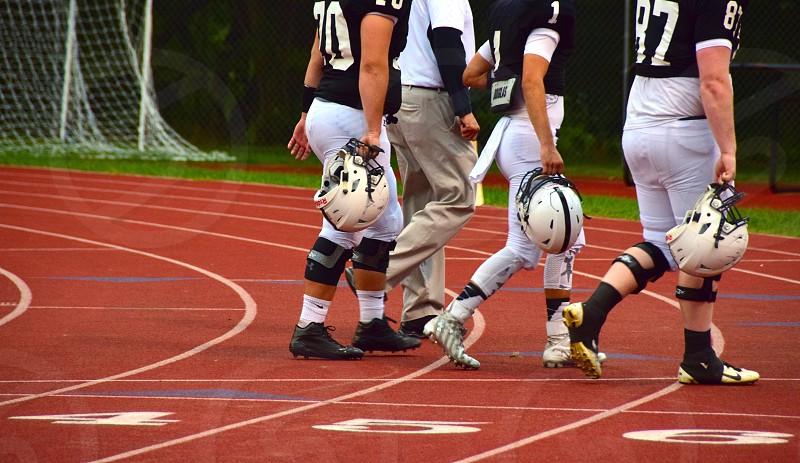 Football Teamwork photo
