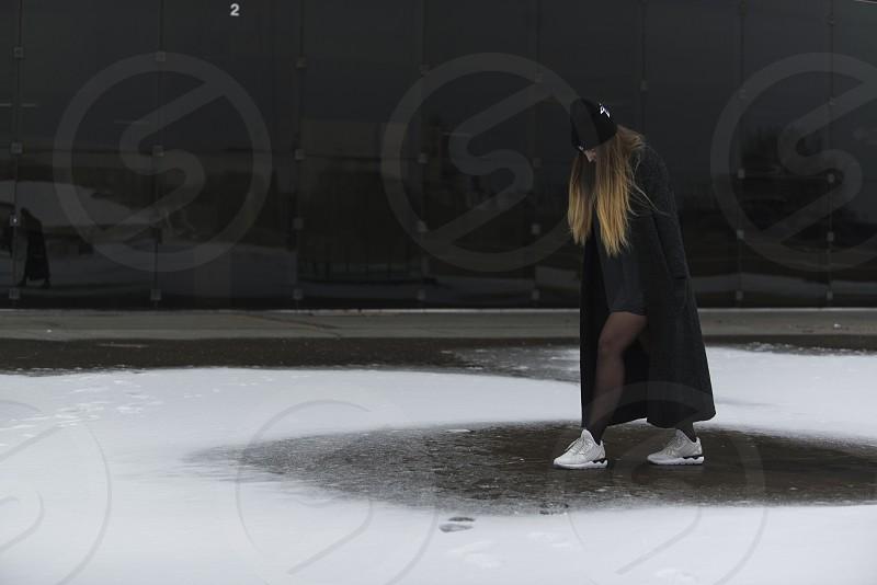 Montreal x Snow photo