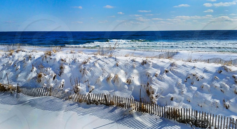 Winter Day at the Jersey Shore! photo