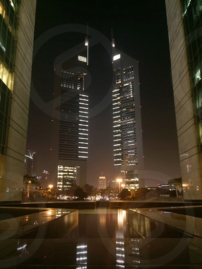 Dubai International Financial District - Dubai United Arab Emirates photo