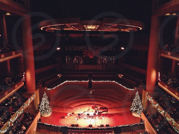 brown opera house photo