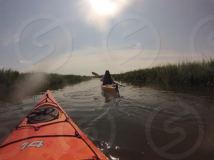 kayaking the golden isles photo