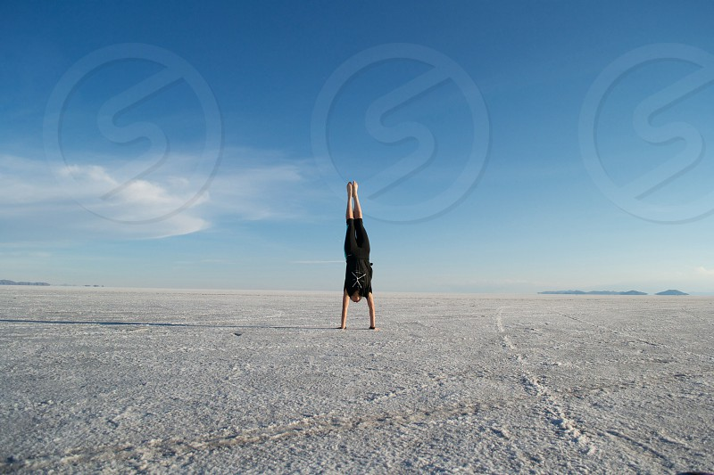 Salar de Uyuni - Bolivia photo