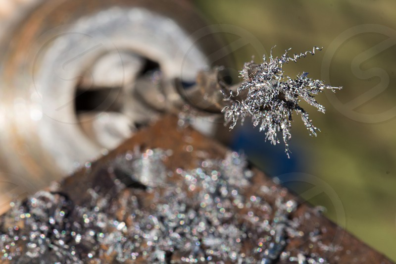 iron screw photo