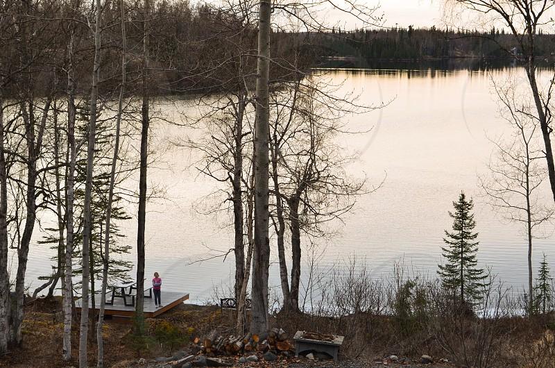 Lake Alaska  photo
