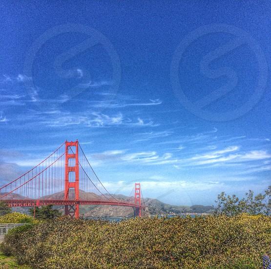 San Francisco Bridge. photo