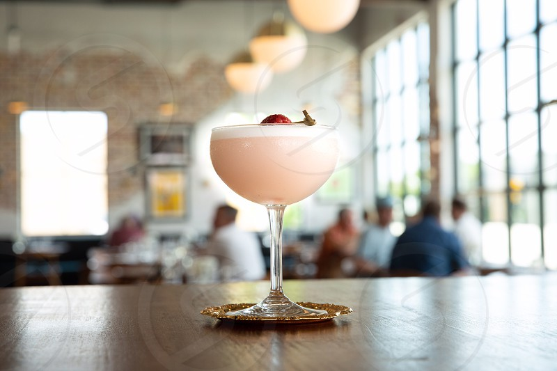 Bar cocktail drink photo