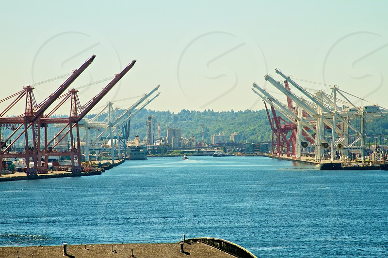 The Port of Seattle photo