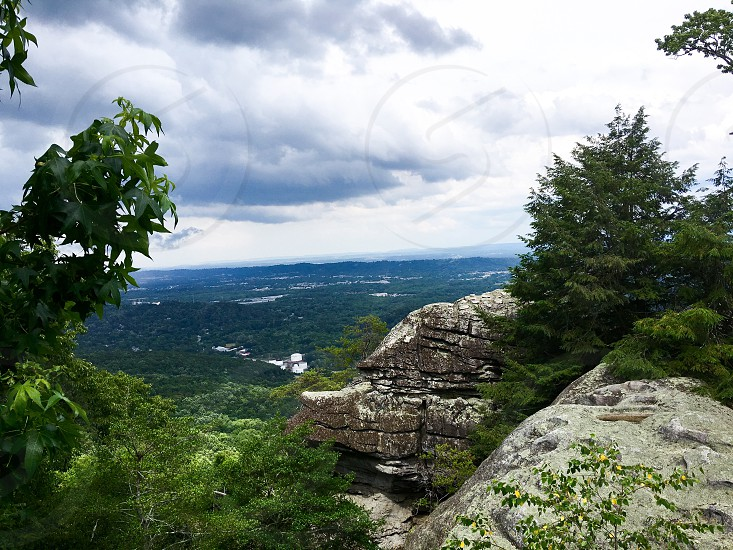 Lookout Mountain Tennessee 7 States photo