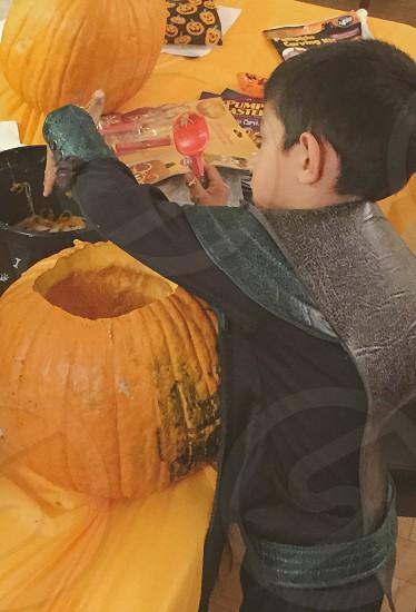 Pumpkin Carving  photo