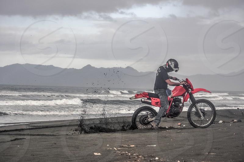 enduro motorcycle road trip off road dirtbike photo