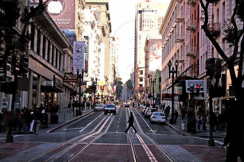 San Francisco Powell Street photo