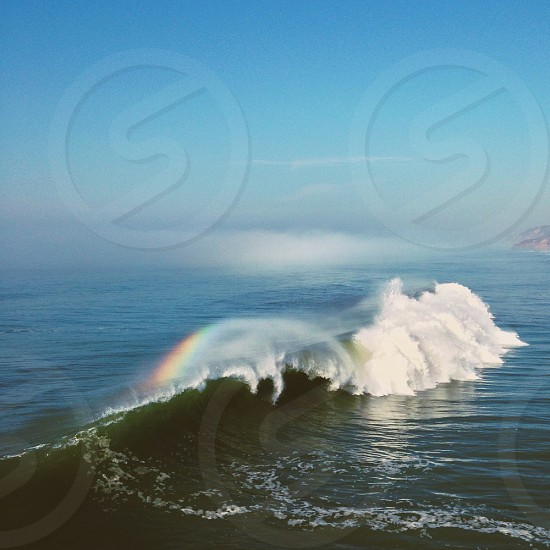 sea waves photography photo