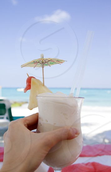 Pina Colada by the Beach photo