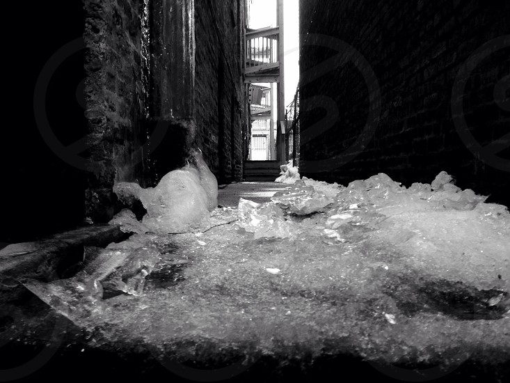 Alley Ice photo