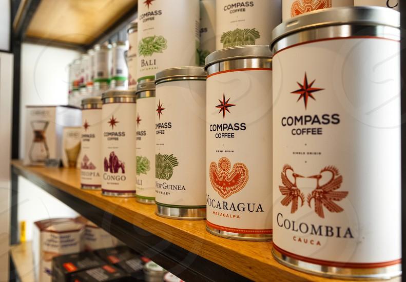 Compass Coffee DC photo