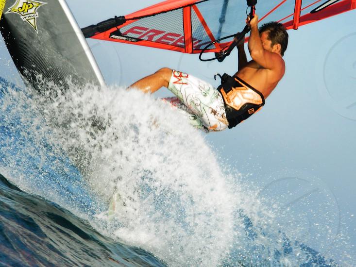 Windsurfing Cyprus Limassol photo