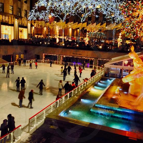 Rockefeller NYC photo