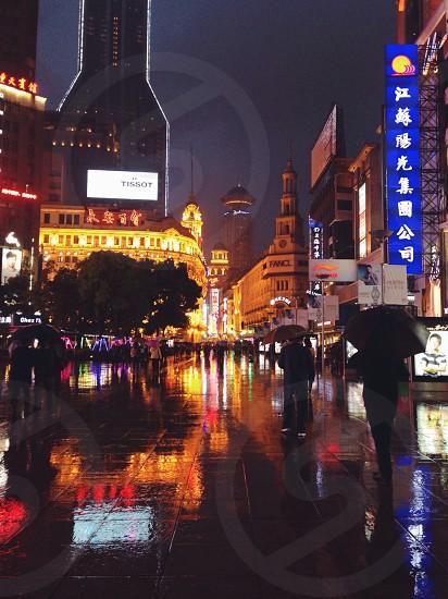 Street reflections  photo