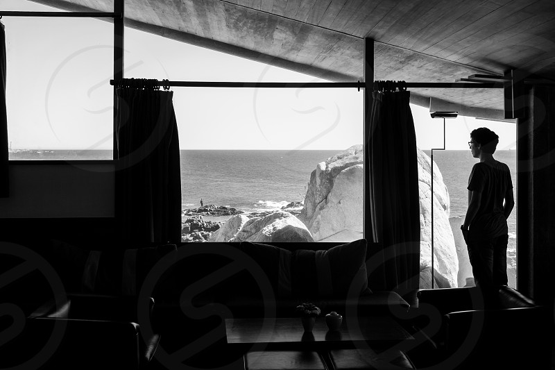 A view from the interior of one of the most beautiful houses in Portugal photo