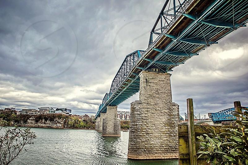 Walnut Street Bridge Chattanooga TN photo