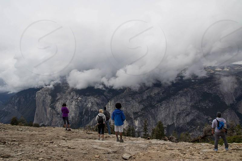 Sentinel Dome Yosemite photo