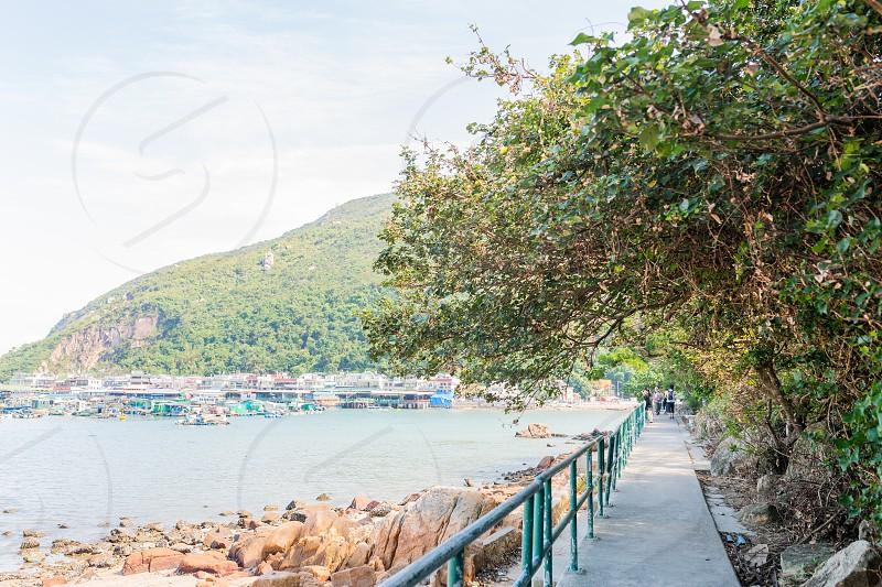 Hong Kong Lamma Island photo